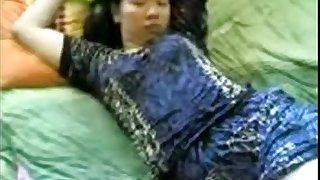 Malay milf making love with husband