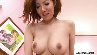 Kinky Asian chick deserves to be fucked missionary today