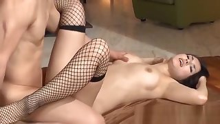 Sex-mad hot Asian group sex