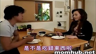 Japanese materfamilias and son's happly life (Full length video:momhub.net)