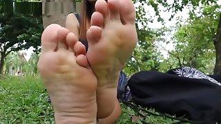 Malaysian girl soles
