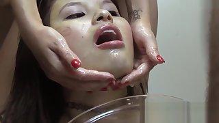 Crazy matured video Chinese beautiful people , watch it