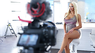 Day With A Pornstar: Nicolette Shea