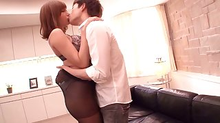 Smooth having it away with oiled hottie Kirara Asuka - compilation