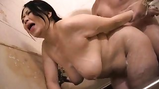 Fat Jelena Gives the Titjob And has got laid Doggystyle
